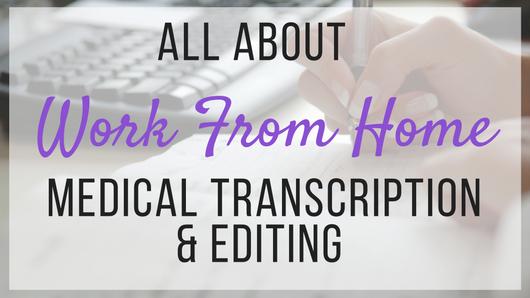 medical transcription editing
