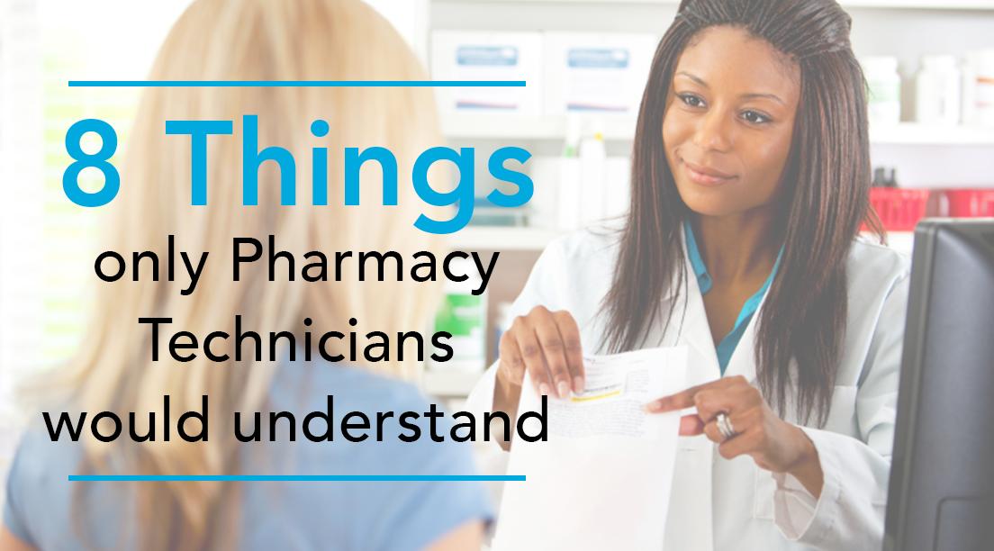 pharmacy technicians understand