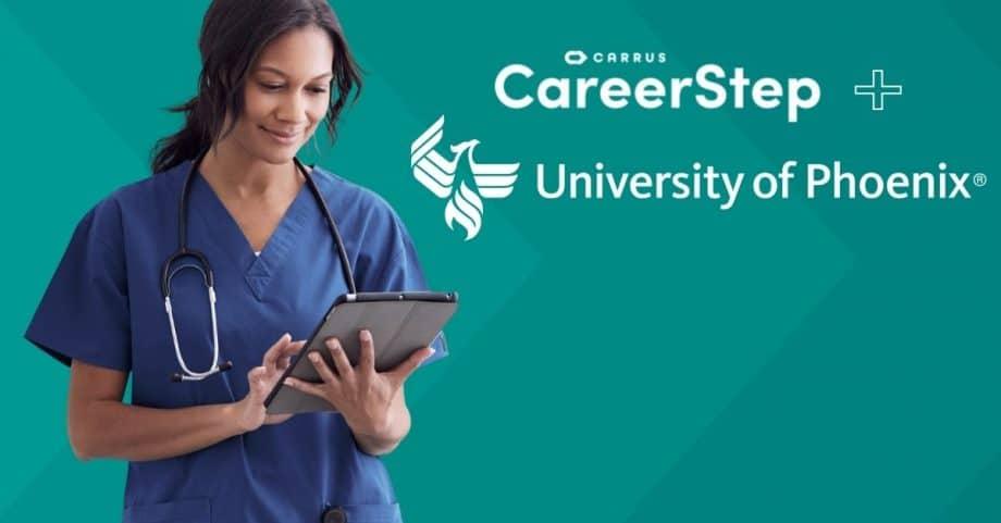 University of Phoenix and CareerStep