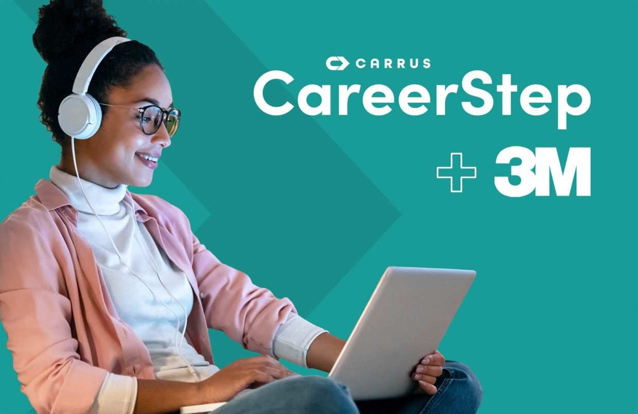 Carrus Partners with 3M to Introduce Medical Transcription and Editing Practice Tool